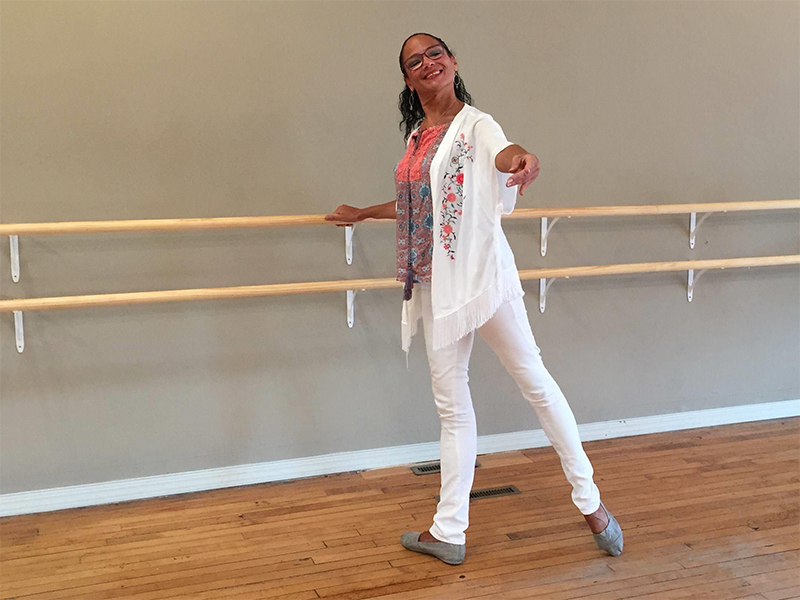 Annette Thomas Ballet for Figure Skaters