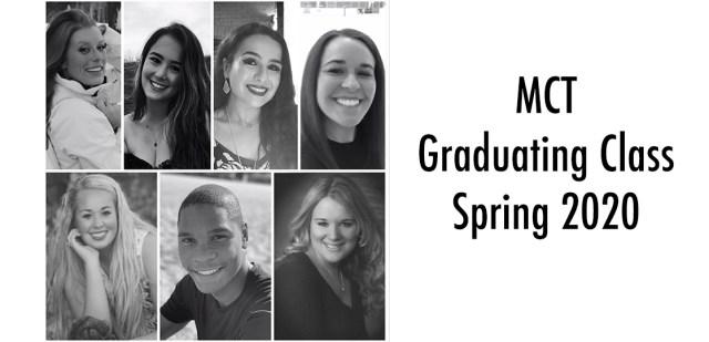MCT Spring 2020 Graduating Class