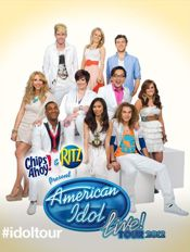 American Idol 2012 tour group