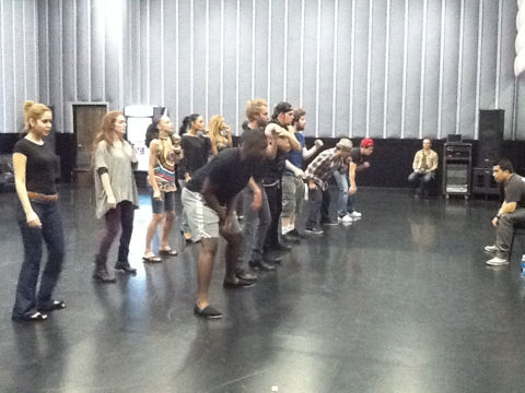 American Idol finale rehearsal 01