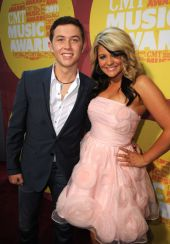 American Idol Scotty and Lauren CMT Music Awards