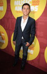 American Idol Scotty McCreery CMT Music Awards