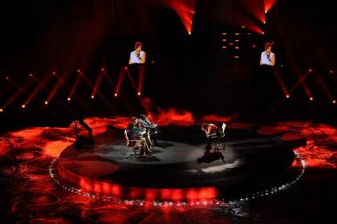 American Idol Green Mile