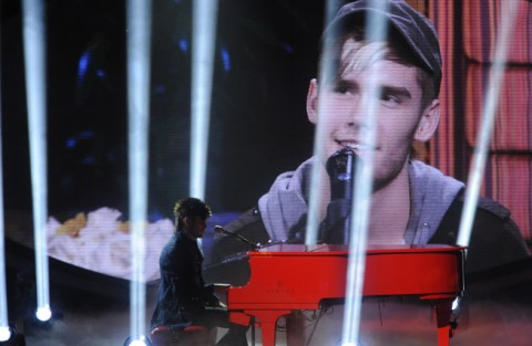 Colton Dixon Piano Man