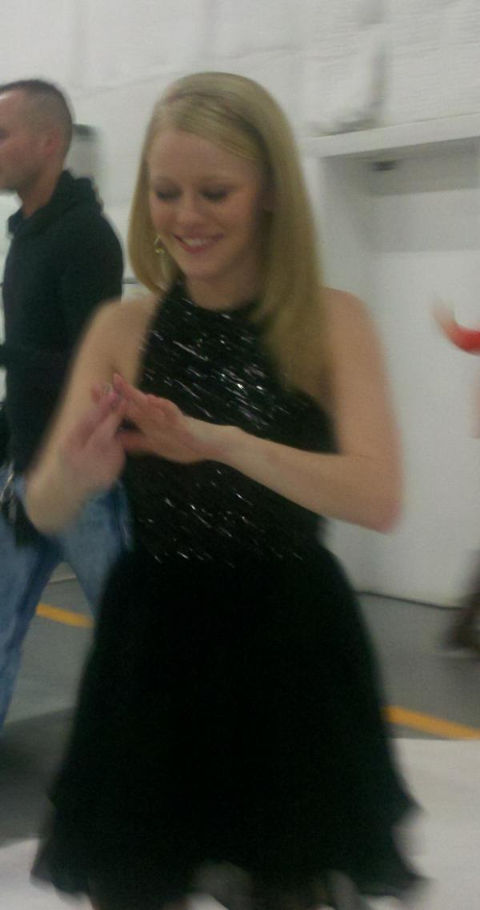 American Idol 2012 Hollie Cavanagh