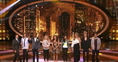 American Idol 2012 Top 8