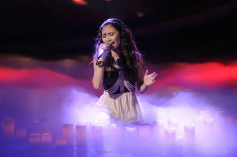American Idol 2012 Jessica Sanchez top 5
