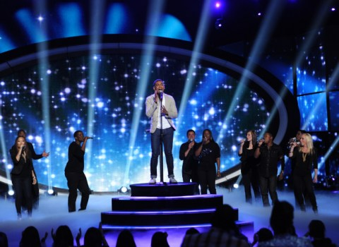 American Idol 2012 Joshua Ledet Top 4