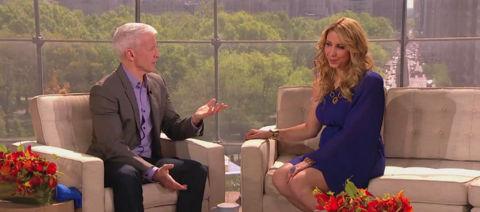 American Idol 2012's Elise Testone on Anderson Cooper
