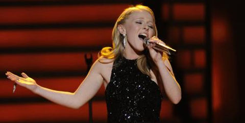 American Idol 2012 Hollie Cavanagh
