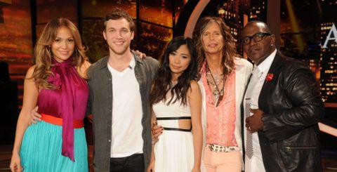 American Idol 2012 Top 2