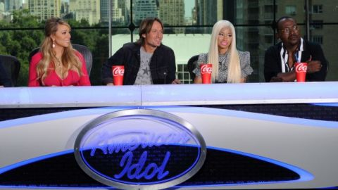 TV American Idol judges