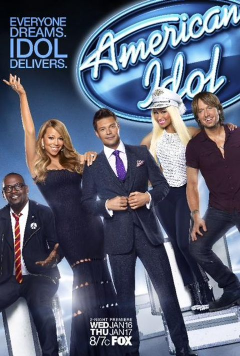 Poster for American Idol 2013