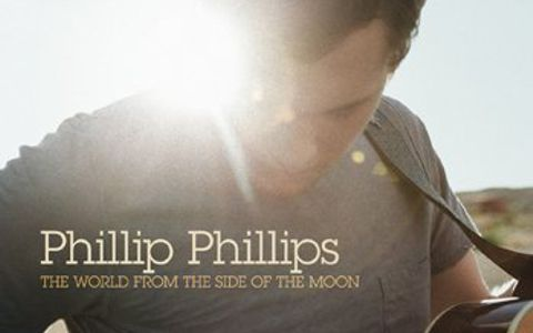 Phillip Phillips 'World From The Side of the Moon'