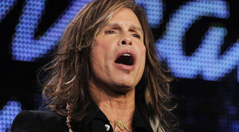 Steven Tyler on American Idol