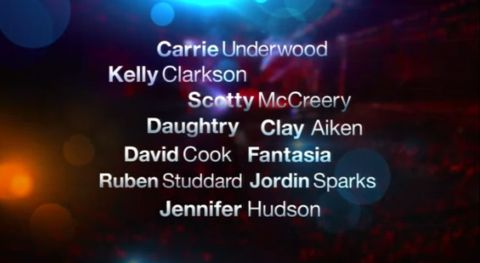 American Idol stars