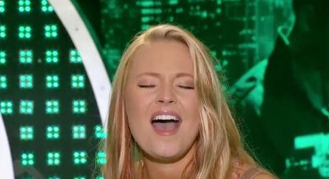 Janelle Arthur auditions