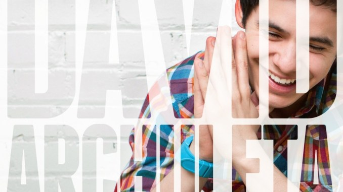 David Archuleta's new album