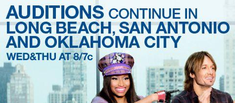 American Idol 2013 auditions week 3