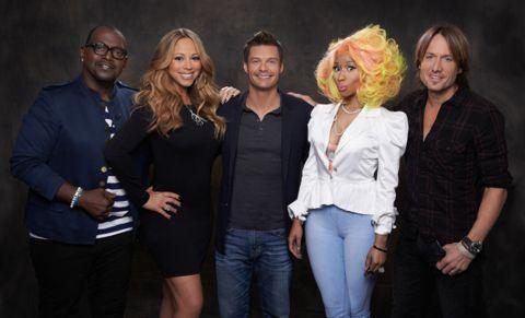Judges on American Idol 2013