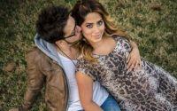 Danny Gokey and wife Leyicet