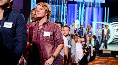 American Idol 2013 Guys