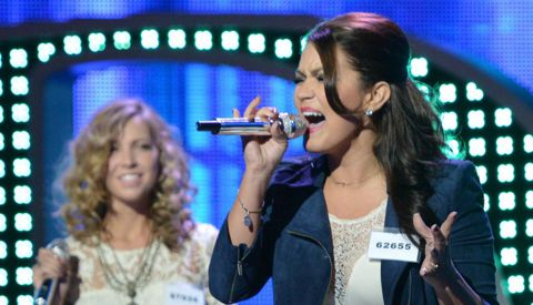 American Idol 2013 - Hollywood Week Part 4