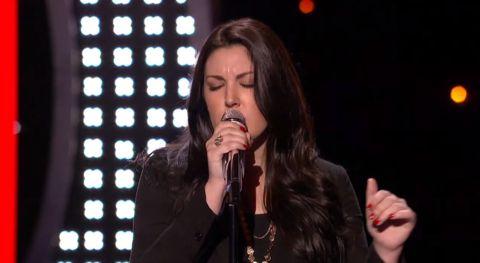 Kree Harrison on American Idol