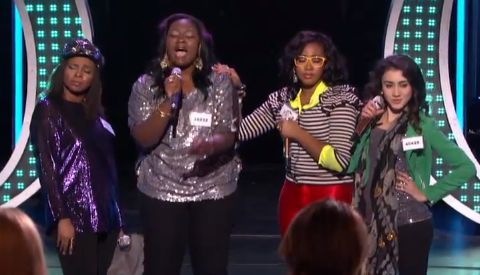 The Swagettes perform on American Idol 2013