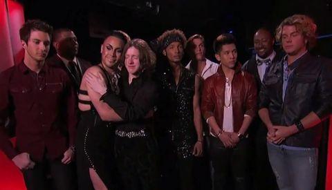 Las Vegas Round 2 - American Idol 2013