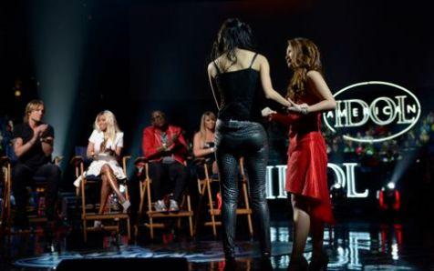 Sudden Death on American Idol 2013