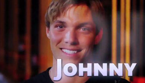 American Idol 2013 - Johnny Keyser