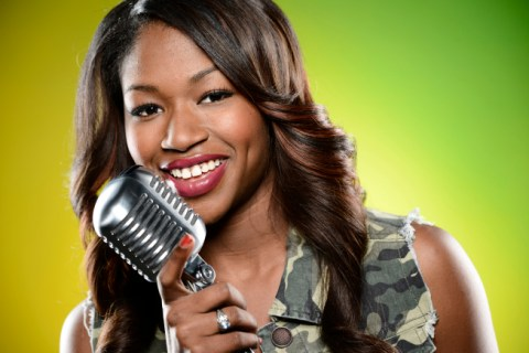 Amber Holcomb on American Idol 2013
