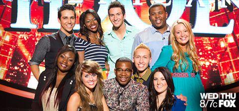 American Idol 2013 Top 10 Week