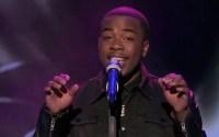 Burnell Taylor on American Idol 2013