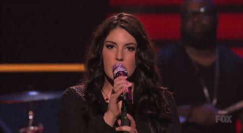 Kree Harrison - American Idol
