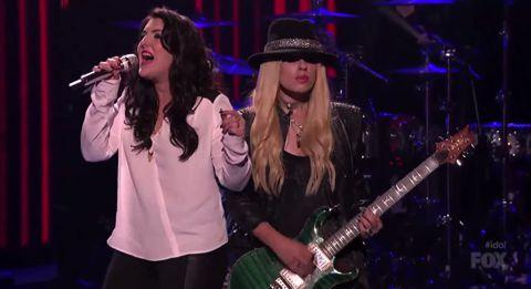 Kree Harrison - American Idol 2013