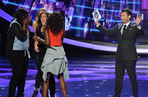 American Idol 2013 results twist