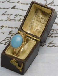 Kelly Clarkson Jane Austen Ring