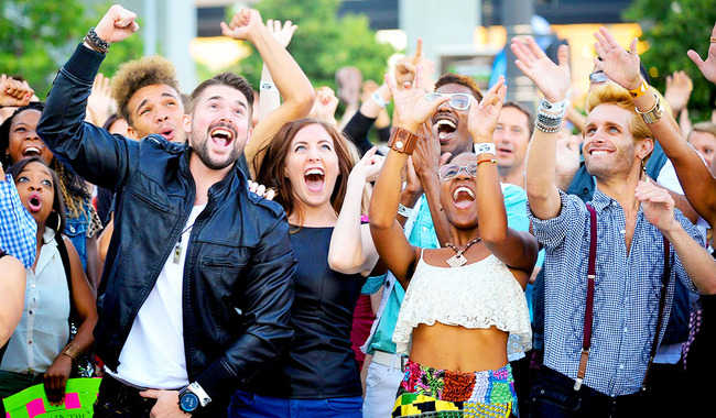 American Idol 2014 Auditions Omaha Nebraska (2)