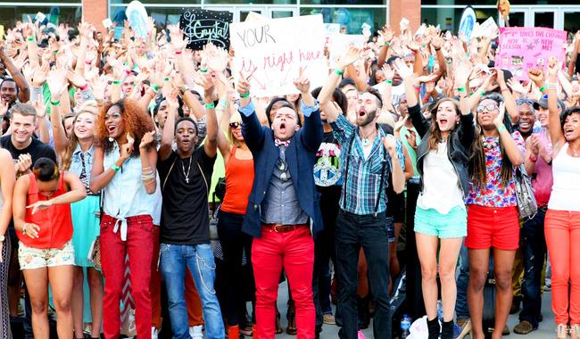 American Idol 2014 Atlanta Auditions (2)