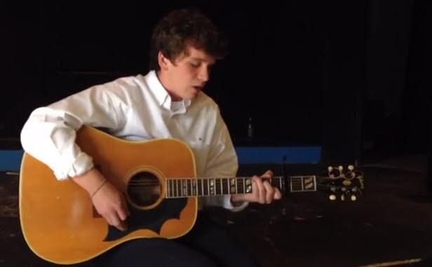 Briston Maroney American Idol 2014 - Source: YouTube