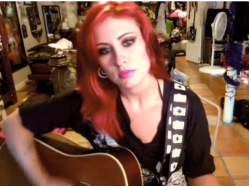 Jess Meuse American Idol 2014 - Source: YouTube
