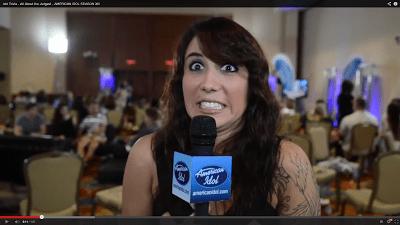 Jillian Jenson American Idol 2014