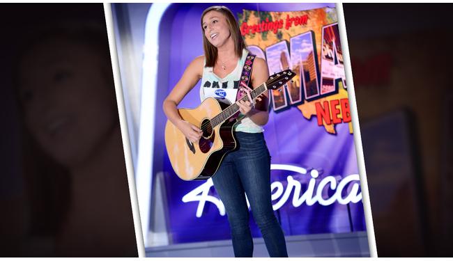 Alyssa Siebken American Idol 2014 Audition