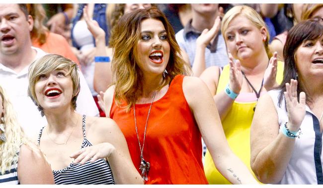 American Idol 2014 Auditions Salt Lake City 6