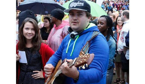 American Idol 2014 Boston Auditions 12