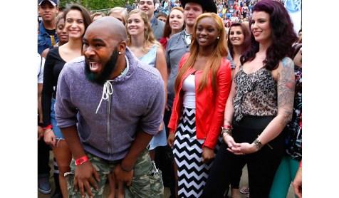 American Idol 2014 Boston Auditions 15