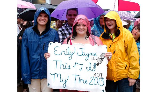American Idol 2014 Boston Auditions 2