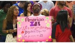 American Idol Austin Auditions 9
